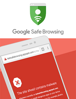 google safe browser android feature